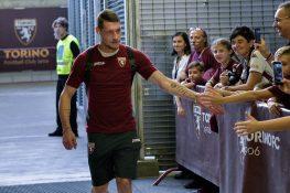 Formazioni ufficiali Sampdoria Torino: Di Francesco con Gabb