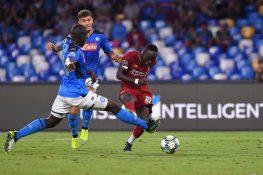 Napoli Liverpool, le parole di Koulibaly e Callejon: tweet d