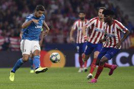 Atletico Madrid Juventus 0 0 live, finisce il primo tempo