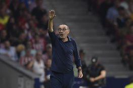 """Juventus, Sarri: """"Grande prestazione ma dispiace per palle i"""