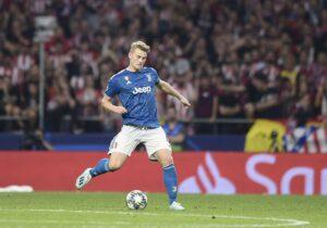 "Juventus, de Ligt: ""Sta andando bene, sto imparando l'italia"
