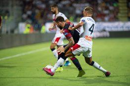 Risultati Serie A live, 4^ giornata: il Cagliari batte il Ge