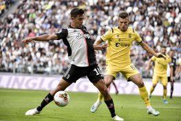 Juventus Verona 1 1 live, finisce il primo tempo