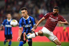 Milan Inter 0 0 live, Donnarumma sta facendo i miracoli!