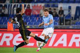 """Lazio, Immobile si scusa: """"Tutti sbagliano, l'importante è c"""
