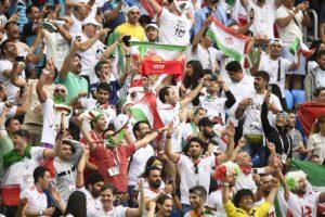 morta tifosa iraniana