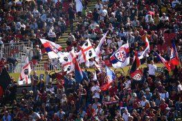 Cagliari Genoa, l'iniziativa dei sardi contro il razzismo