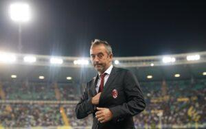 Milan, i convocati di Giampaolo per il derby