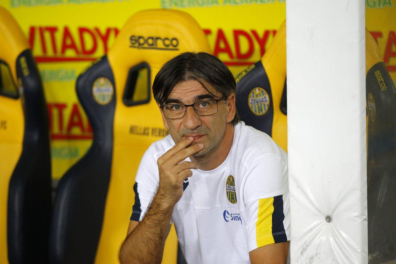 Formazioni ufficiali Verona-Sampdoria