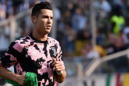 """Cristiano Ronaldo diserta la cerimonia di premiazione del """"B"""