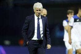 """Dinamo Zagabria Atalanta, Gasperini: """"sconfitta difficile da"""