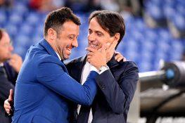 """Caso Immobile, Inzaghi: """"reazione plateale"""", D'Aversa a test"""