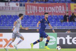Roma Istanbul Basaksehir 4 0, le pagelle di CalcioWeb: Zanio