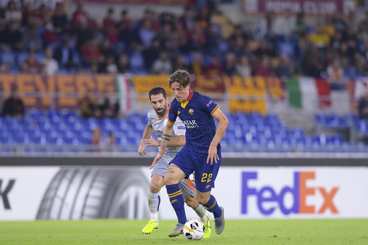 Luciano Rossi/AS Roma/LaPresse