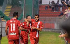 Risultati Serie C, 9^ giornata: il Pontedera batte la Pistoi