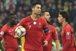 Cristiano Ronaldo, un altro record: il portoghese tocca quot