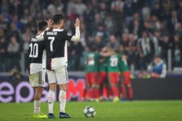 Atalanta Juventus, le probabili formazioni: Higuain Dybala i