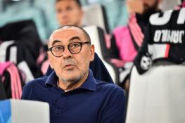 """Juventus, Sarri: """"Bravi a non perdere la testa, abbiamo fatt"""