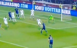 Gol Pjanic    gran destro al volo per il centrocampista della Juventus in Bosnia-Finlandia