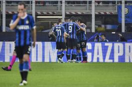 Martinez Candreva, Inter da sballo contro il Dortmund: la sq