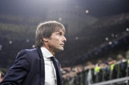 """Inter Roma, Conte tira le orecchie ai tifosi: """"ho sentito al"""