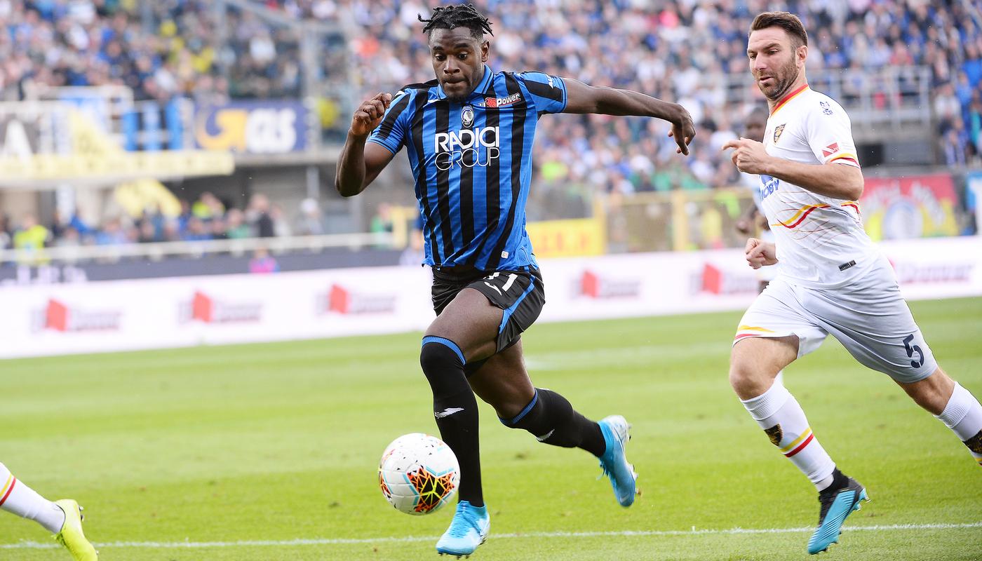 Atalanta, Zapata si ferma in Nazionale: