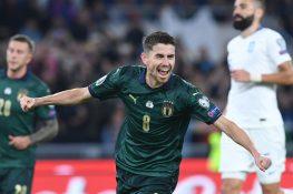 Italia-Grecia |  le pagelle di CalcioWeb |  Jorginho killer |  Barella fa lo struzzo FOTO