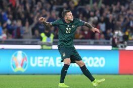 Italia-Grecia |  le parole dei protagonisti |  i commenti di Bernardeschi |  Jorginho |