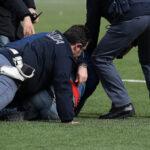 arrestato ex calciatore