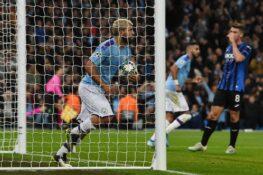 Manchester City-Atalanta all'intervallo, inizio super per la squadra di Gasperini poi Aguero la ribalta ...