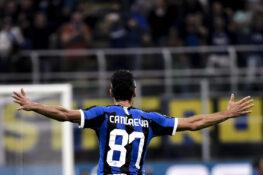 Infortunio Candreva, stop anche in casa Inter contro la Roma