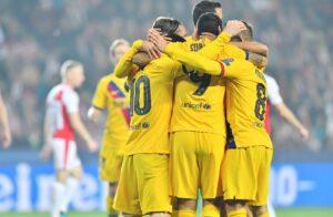 Risultati Champions League, vincono Liverpool e Barcellona: