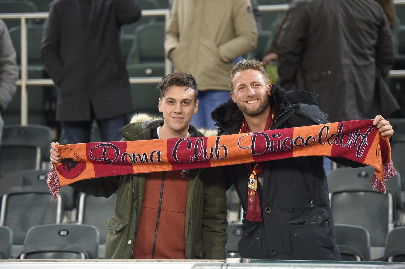 LaPresse/AS Roma/Luciano Rossi