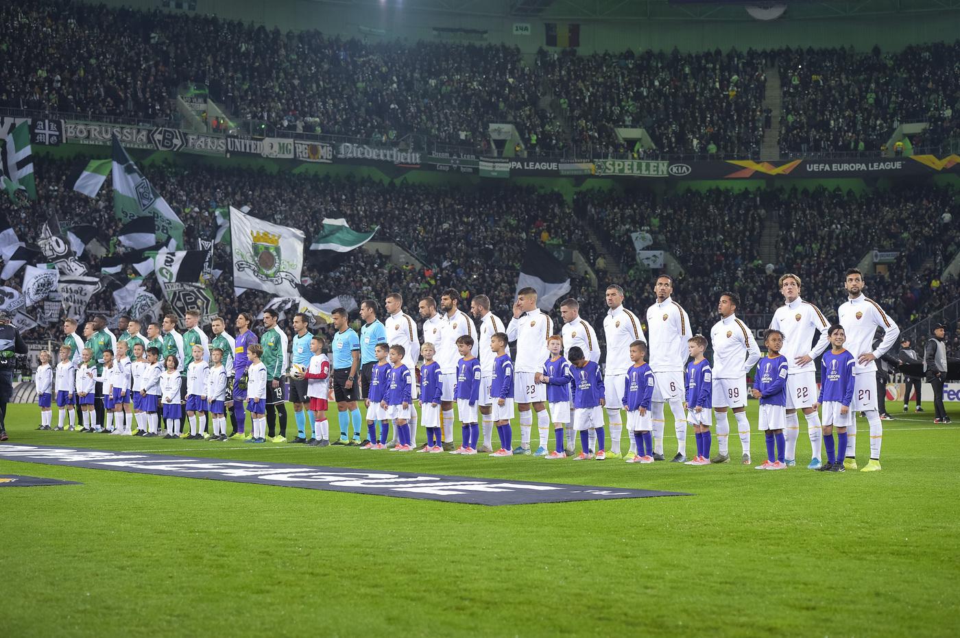 Foto Fabio Rossi/AS Roma/LaPresse