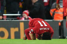 Infortunio Salah, la nota dell'Egitto: niente Nazionale per