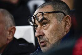 """Lazio Juventus, Sarri: """"Mi aspetto un approccio violento da"""