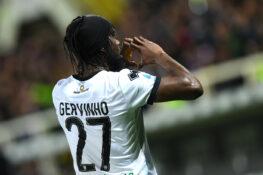 Infortunio Gervinho, pessime notizie sull'attaccante del Par