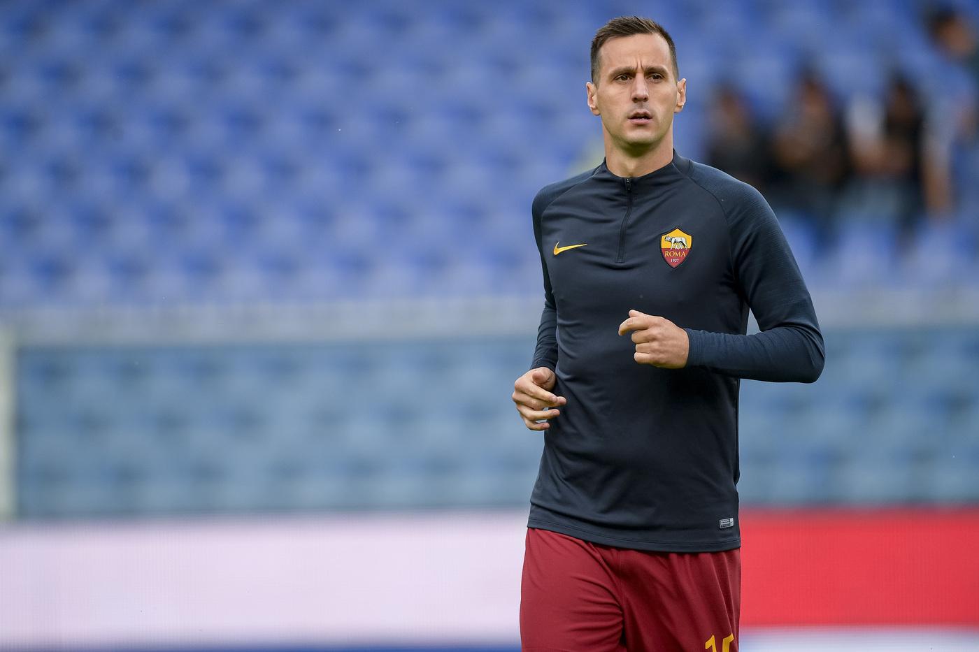 Kalinic (Fabio Rossi/AS Roma/LaPresse)