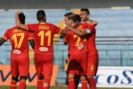 Serie C, il Catanzaro punito per cori discriminatori dei tifosi