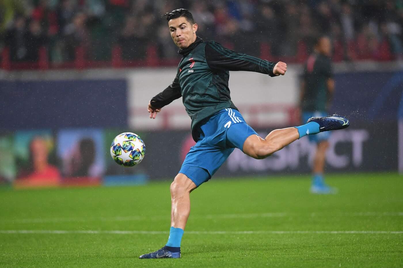 Juventus-Milan, le condizioni di Cristiano Ronaldo e De Ligt