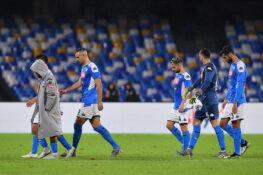 Napoli, situazione insostenibile: calciatori e famiglie cost