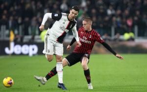 """Cristiano Ronaldo torna sulla polemica con Sarri: """"essere so"""