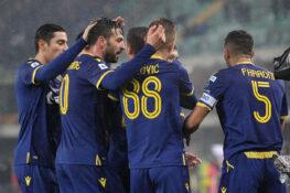 Atalanta Verona, le formazioni ufficiali: fuori Verre