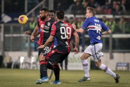 Cagliari-Sampdoria 4-3, le pagelle di CalcioWeb: Quagliarella e Joao Pedro ...