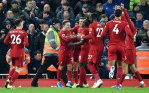 Risultati Premier League |  15ª giornata – Cinquina Liverpool |  lo United batte il