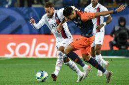 Risultati Ligue 1, 17ª giornata: Nantes di misura sul Dijon,