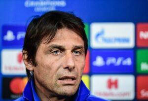 """Inter, Conte: """"Ricordiamoci cosa si diceva ai sorteggi del girone, ..."""