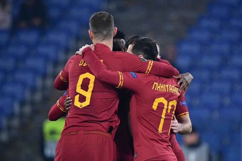 Roma vs Wolfsberger - Uefa Europa League 2019/2020