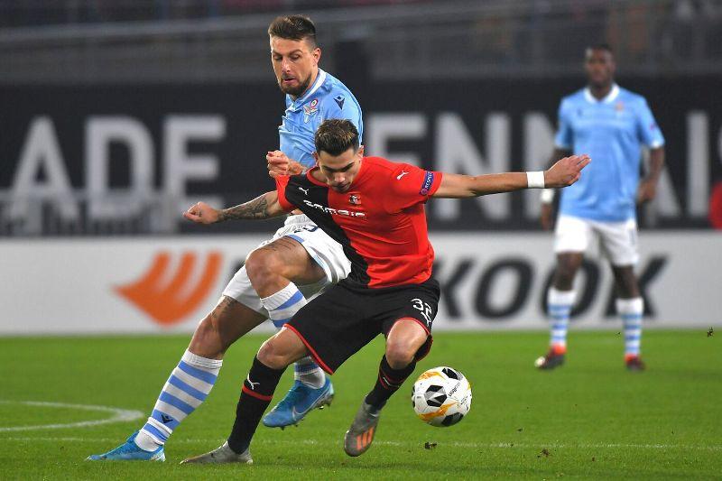 UEFA Europa League - Rennes vs Lazio-LaPresse