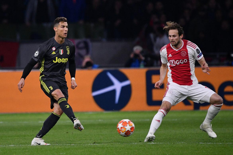 Cristiano Ronaldo e Blind
